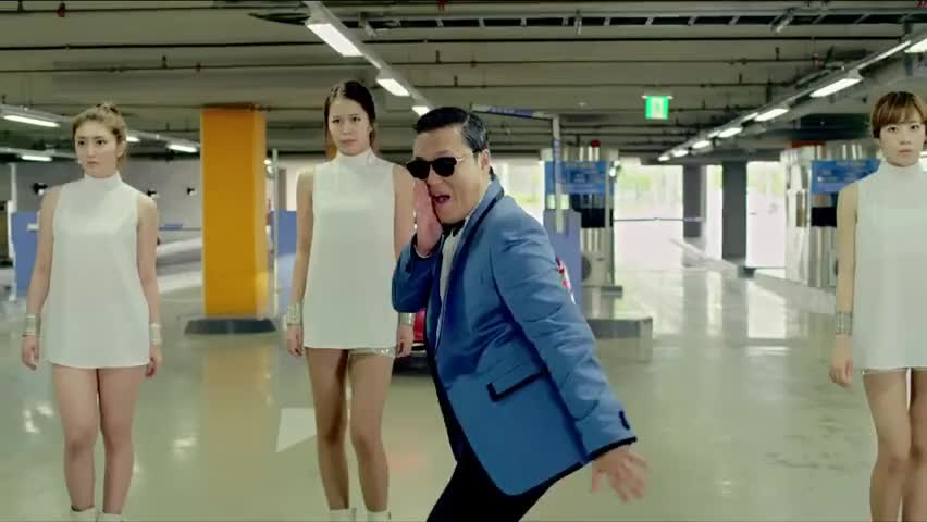 """Quiz for What line is next for """"PSY - GANGNAM STYLE(강남스타일) M/V""""? screenshot"""