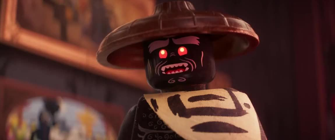 Yarn |    and General Number One? ~ The Lego Ninjago Movie