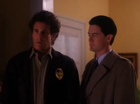 Leland, you're under arrest for the murder of Jacques Renault.