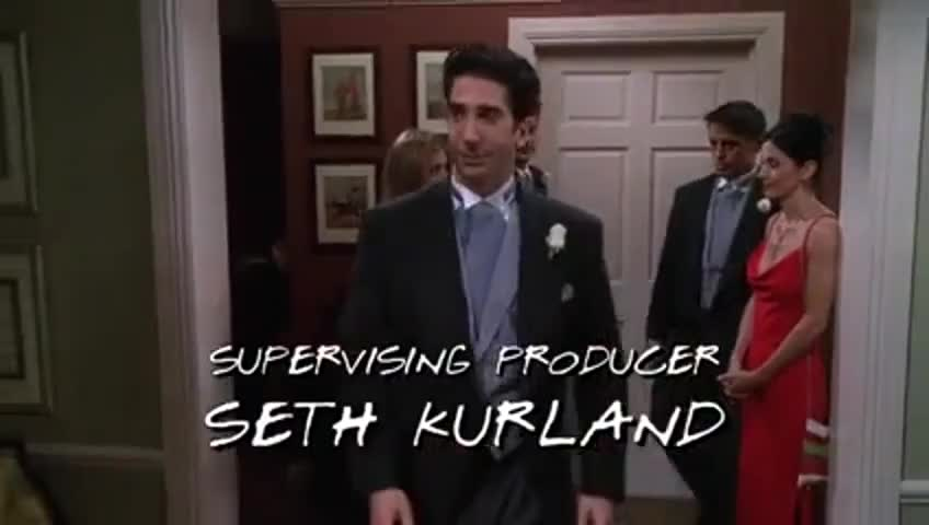 Boy, a bad time to say the wrong name, huh, Ross?