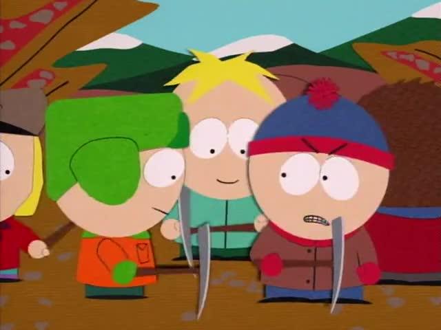 Shut up, Cartman!