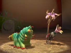 I am a cute little bumblebee!