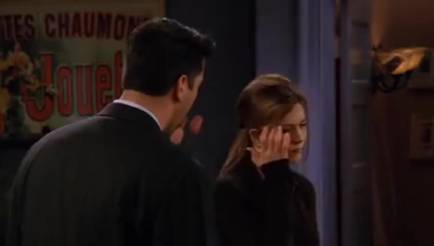 - Hurt. - All right, Ross, I get it. You're hurt.