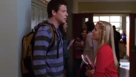 - She's not gonna tell anybody. - You're wrong. I'm right. I'm smart. You're dumb.