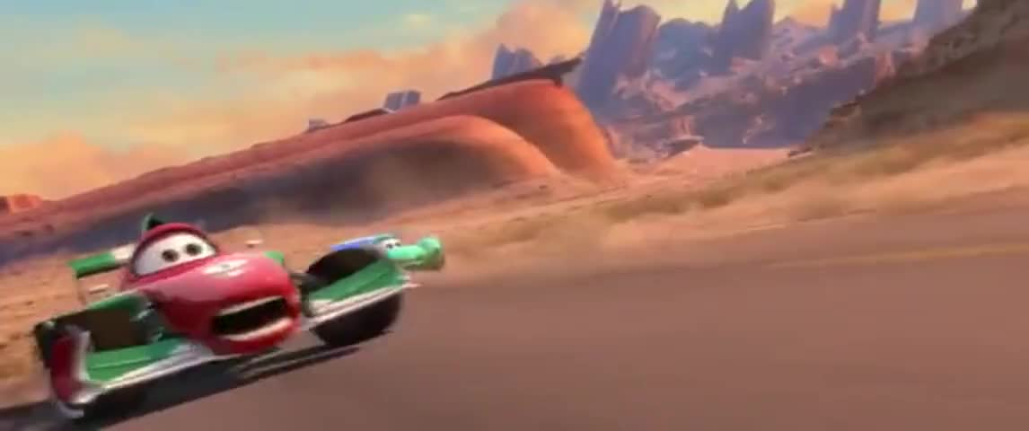 Yarn   Impossible! ~ Cars 2 (2011)   Video clips by quotes, clip ...