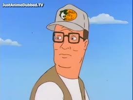 """Hank calls it cheater bait."