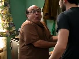 - Oh, shit. It's my wife. - Okay...