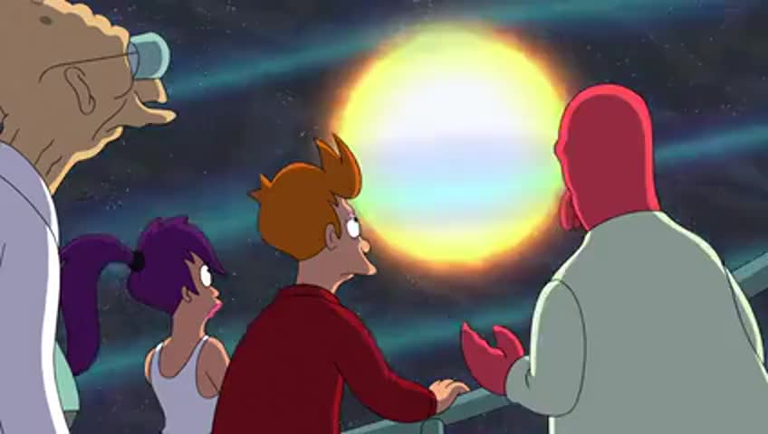 """Quiz for What line is next for """"Futurama """"? screenshot"""