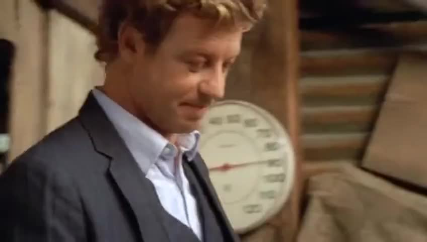 Yarn | Yeah, well, good luck with it  ~ The Mentalist (2008