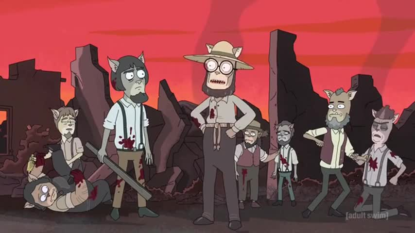 rick and morty s02e09 srt