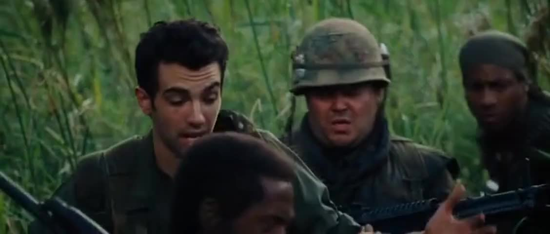 Yarn You Talking To Me This Whole Time Tropic Thunder 2008