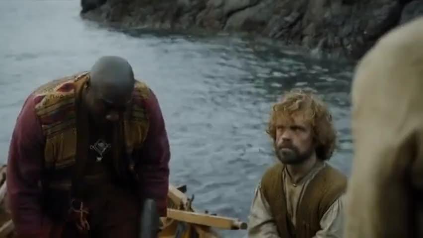 I killed a Dothraki bloodrider in single combat.
