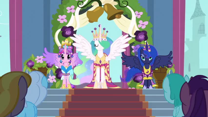 My most faithful student, Twilight Sparkle,