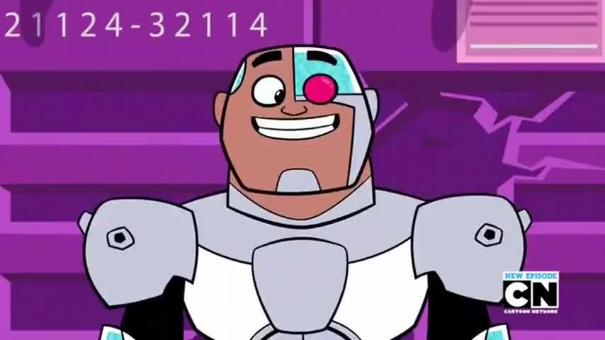 Your memories have been restored. Titans, go!