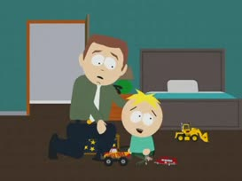 - Like what? - Don't lie to me, Butters!