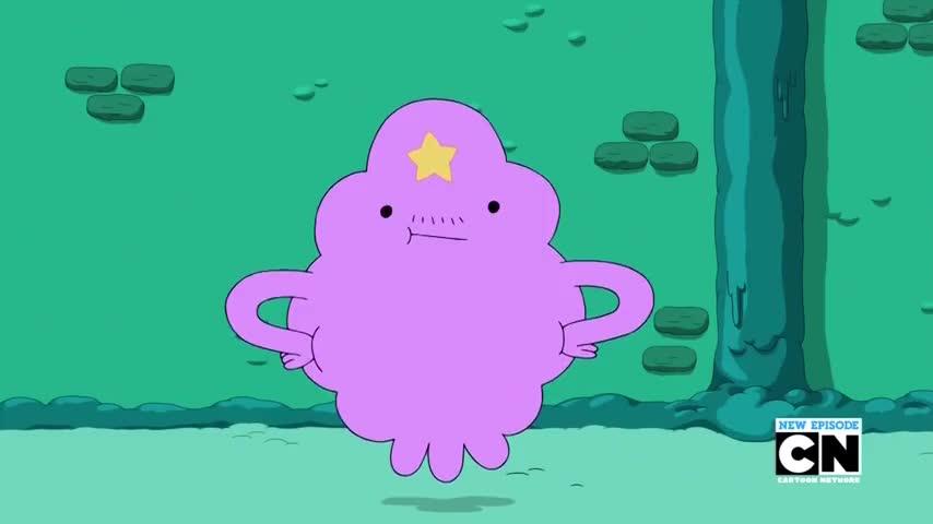 "Lumpy Space Prince. """