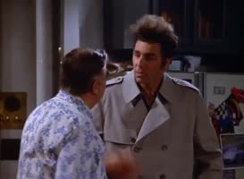 - What is the Executive? - The beltless trench coat.
