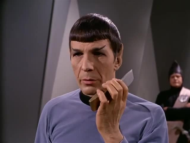 Spock out.
