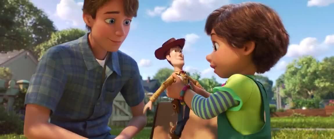 Woody, let's go!
