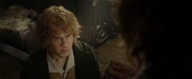I know you've run out. You smoke too much, Pippin.