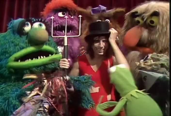 Kermit, it's been a real pleasure.