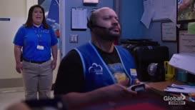 I teach water aerobics to seniors after work,
