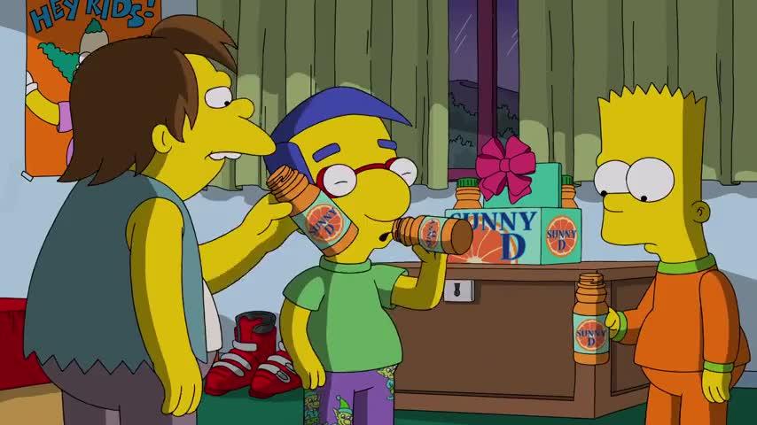 YARN   Treehouse of Horror XXIX - The Simpsons [S30E04