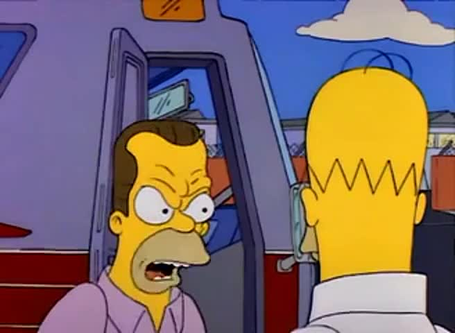 You sponge-head, of course I'd have been better off!