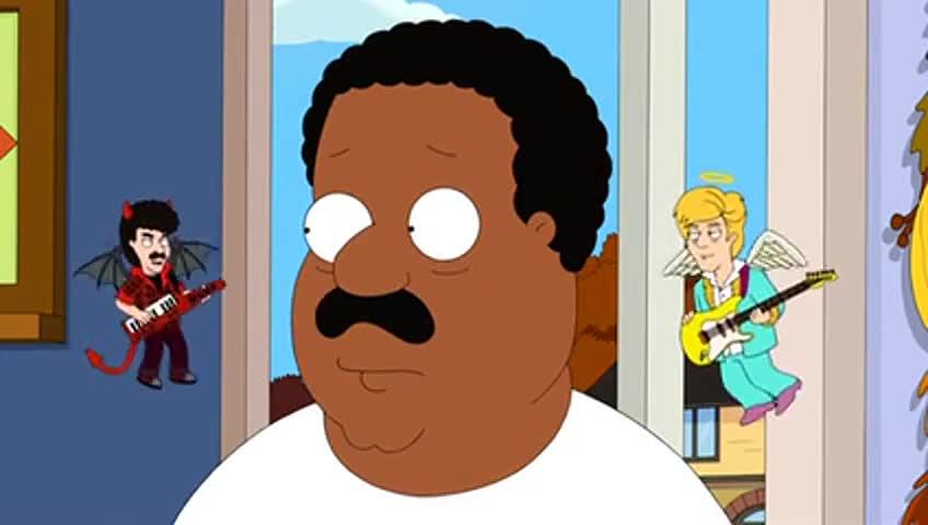 "I still say, ""Let him tickle that pickle."""