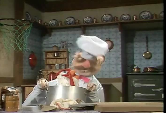 Clip image for '♪ Here de de are de chickie ♪
