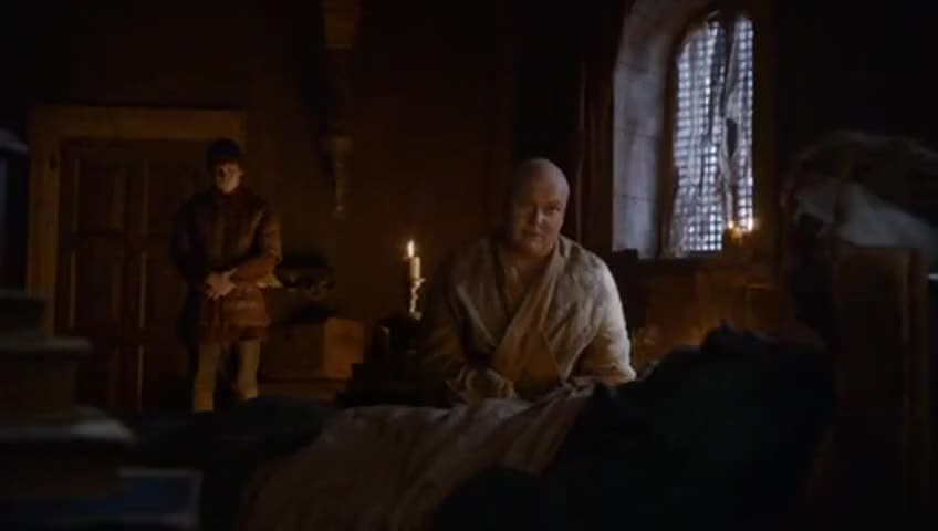 Ser Mandon Moore tried to kill you on your sister's orders.