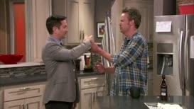 - Loosen your hand. - Mm-hmm.