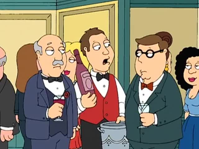 - And this is a '74 Pinot Noir. - Mmm, lovely.