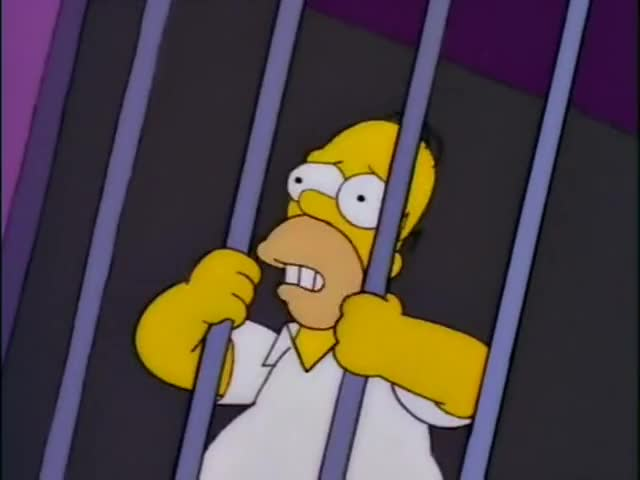 I don't want to be in here anymore!