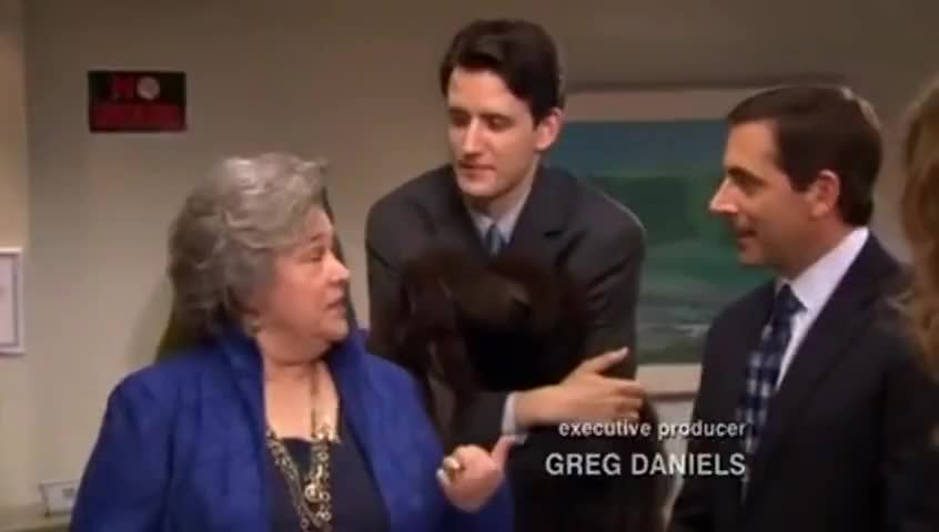 Oh, he is. He's the co-manager. That's the other co-manager.