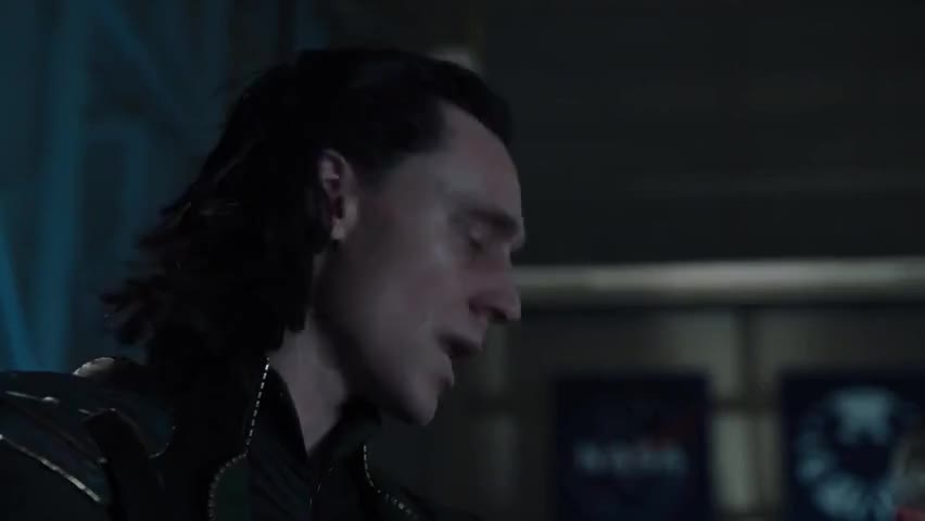 LOKI: An ant has no quarrel with a boot.
