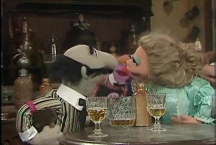 ♪ Do, do come and have a drink or two ♪