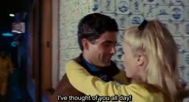 J'ai pensé à toi toute la journée.