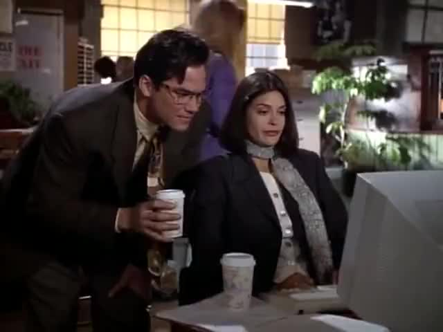 """Quiz for What line is next for """"Lois & Clark: The New Adventures of Superman """"? screenshot"""