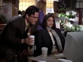 """Quiz for What line is next for """"Lois & Clark: The New Adventures of Superman """"?"""