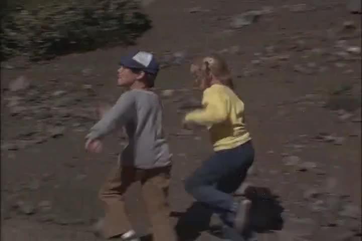 CAROL: Bobby! Cindy!