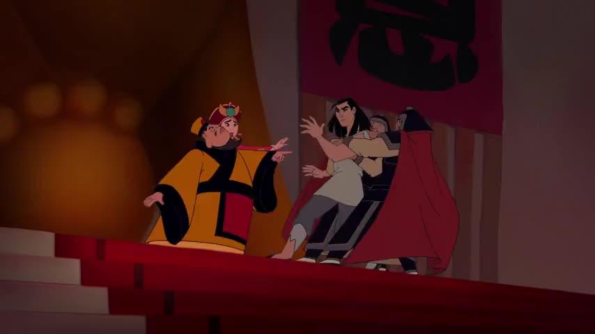-Shang. -Mulan.