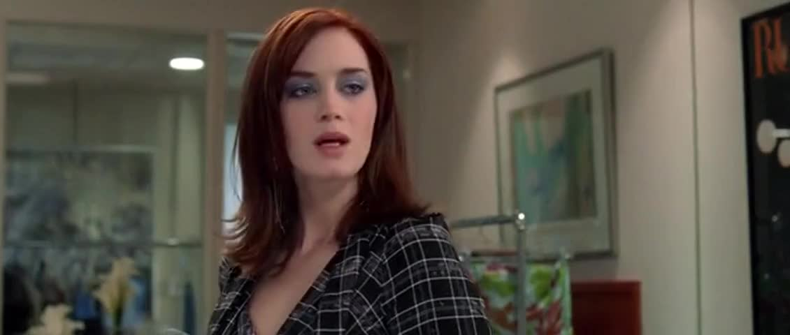 the devil wears prada film case study Emily olivia leah blunt is a british actress known for her roles in the devil wears prada (2006),  born: february 23, 1983.