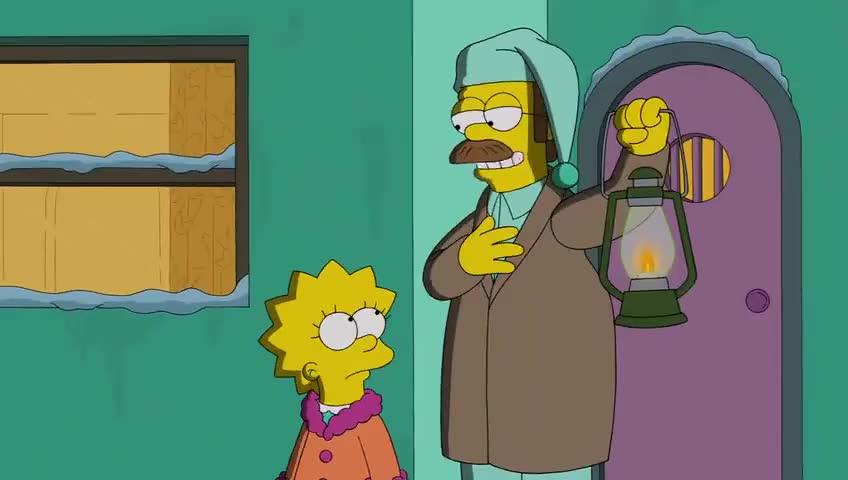 Shut up, Flanders.
