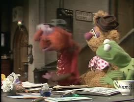 - Floyd! - Hey, Kermit, Kermit, it's all right