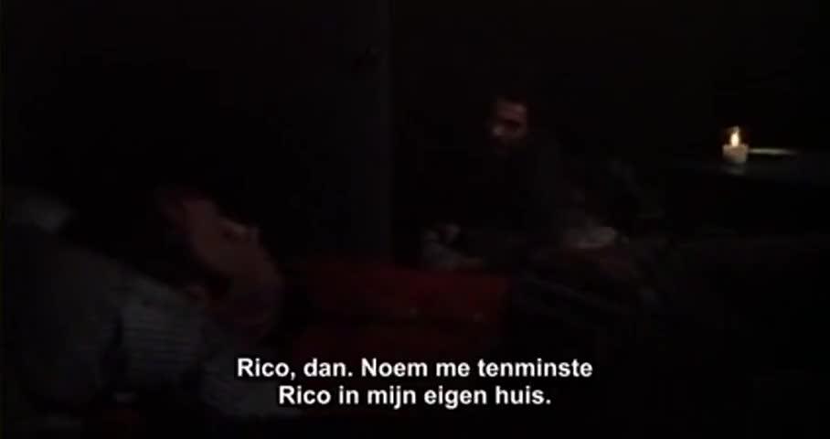 OK, Rico, Rico, Rico.