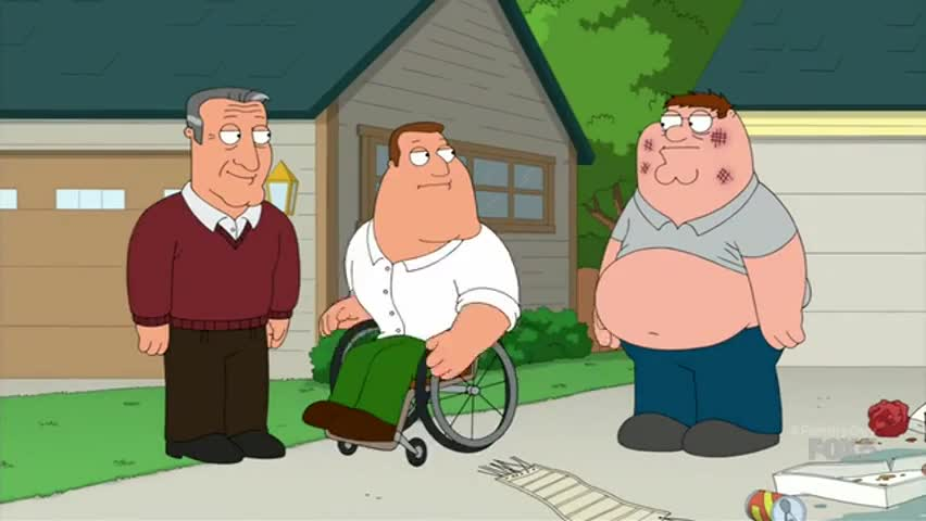 family guy top ranking show in