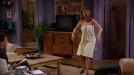 - Does everybody hate these shoes? CHANDLER: Oh, yeah.
