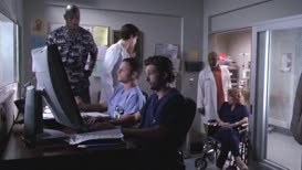 I can handle a lot of things. Wheelchairs. Come on, Dr. Grey.