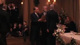 Mr. Corleone. Hi. Grace Hamilton.
